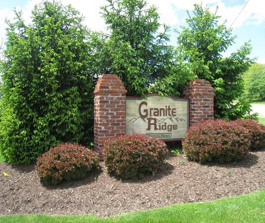 Entrance to Granite Ridge
